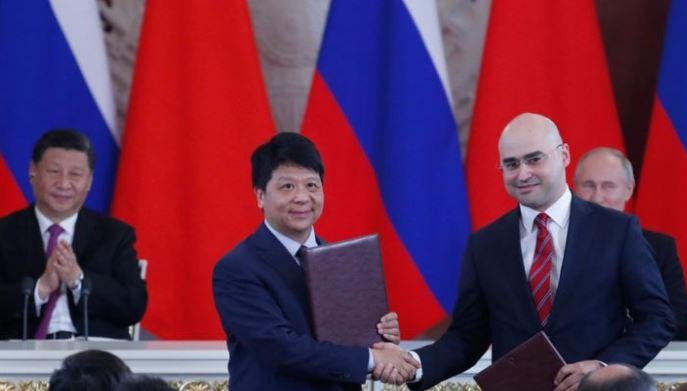 Huawei та МТС домовились про розгортання 5G в Росії