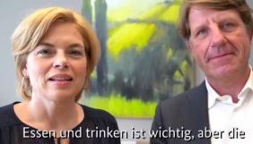 У Німеччині критикують міністерку за «PR-відео» Nestle у Twitter