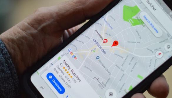 Карти Гугла за замовченням надсилають 54 типи сповіщень. Як їх вимкнути?