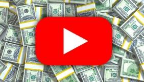 Нові функції в Ютубі допомогли каналам подвоїти заробітки — компанія