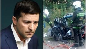 Як медіа приплели Зеленського до смертельного ДТП на Полтавщині