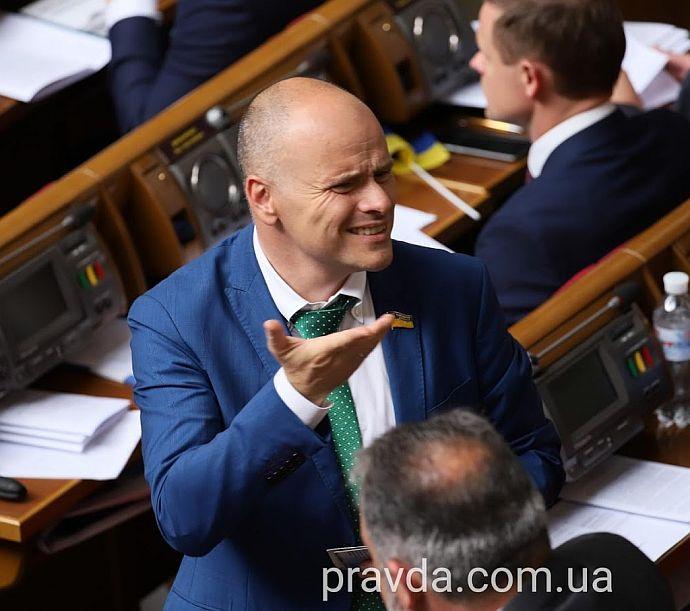 Депутат від «Слуги народу» відзначився нецензурною перепискою, яку захотів зняти з сайту