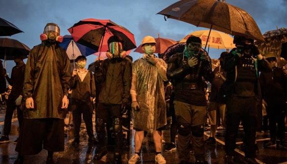 Учасники протестів у Гонконзі спілкуються через месенджер, який влада не може заблокувати