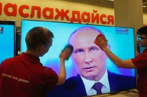 Російські пропагандисти поширюють фейки про бажання Львівщини приєднатися до Росії