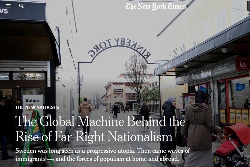 «Машина дезінформації»: як російські ЗМІ поширюють ультраправі ідеї в Європі