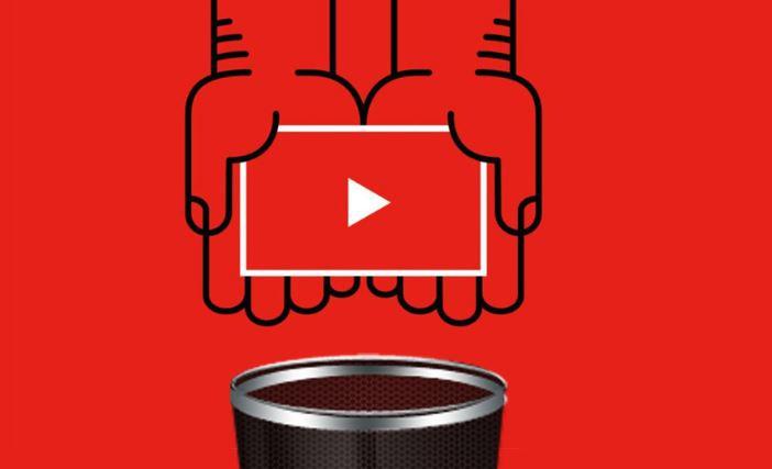 YouTube видалила низку каналів та відео, де навчали зваблювати жінок