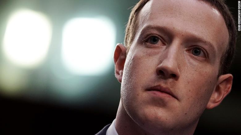 Керівник Facebook анонсував велику промову