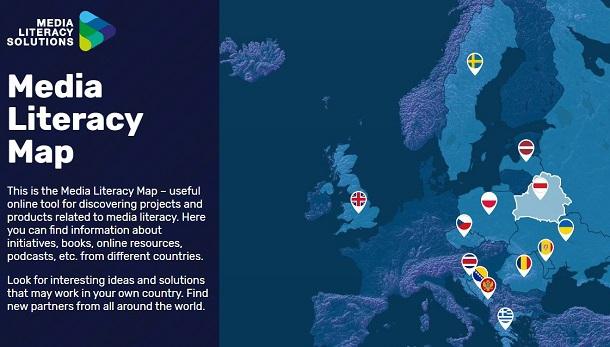 У Мінську створили онлайн-карту проєктів з медіаграмотності (ДОПОВНЕНО)