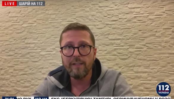 Шарій в ефірі «112 Україна» звинуватив активіста Стерненка в умисному вбивстві, а генпрокурора — в бездіяльності