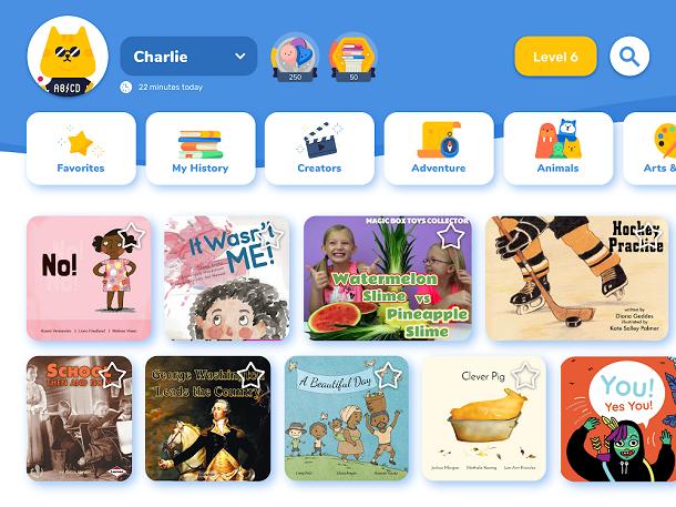 Google запустила безкоштовну дитячу онлайн-бібліотеку для вивчення англійської