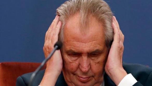 «Президент Чехії визнав Крим російським»: українські ЗМІ поширили фейк