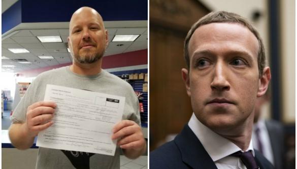 У США чоловік зареєструвався кандидатом на вибори, щоб рекламувати фейки у Facebook