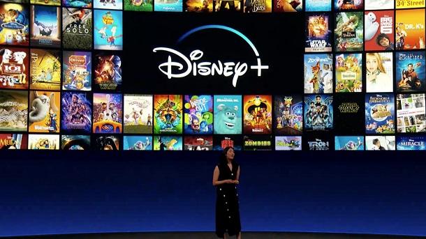 Стрімінговий сервіс Disney+ дав збій відразу після запуску
