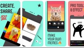 Facebook запускає додаток для створення мемів