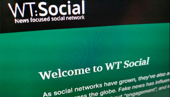 У соцмережі, створеній засновником Wikipedia, можна редагувати заголовки новин