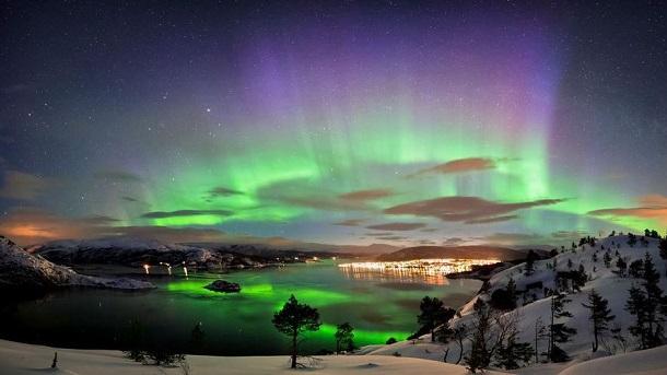 У Лапландії почали стрім, який безперервно транслює полярну ніч