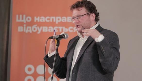 Свобода слова в эпоху троллей, ботов и Путина: главное из лекции Питера Померанцева в Киеве