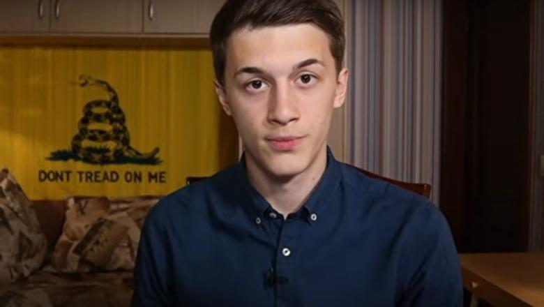 Російський студент отримав три роки умовно за відео на YouTube