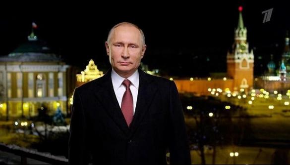 Російські канали приховали лайки, коментарі й навіть перегляди під новорічним привітанням Путіна на Youtube