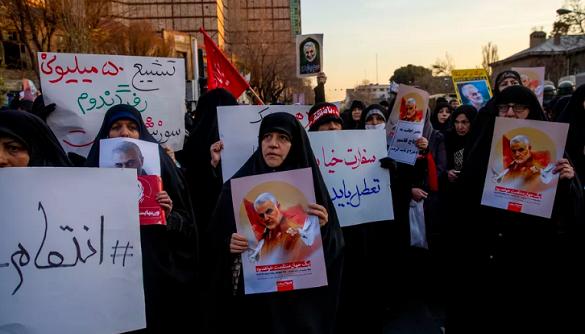 Соцмережі видаляють пости і акаунти в рамках санкцій проти Ірану