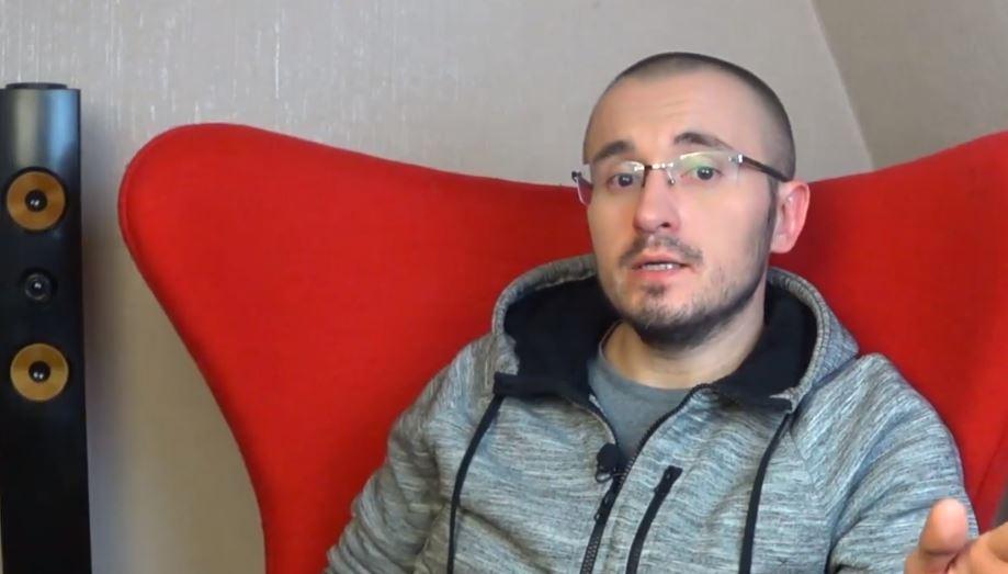 Денис Бігус вибачився за програму з антивакцинаторами, відео видалене з YouTube