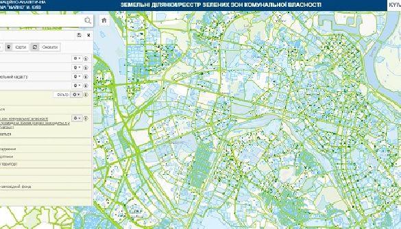 КМДА створила онлайн-карту розритих комунальниками ям