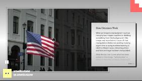 У США представили сервіс для розпізнавання фейкових фото журналістами