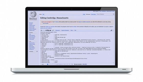 Штучний інтелект навчили виправляти застарілі статті на «Вікіпедії»