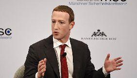 Facebook щодня видаляє мільйони фейкових акаунтів