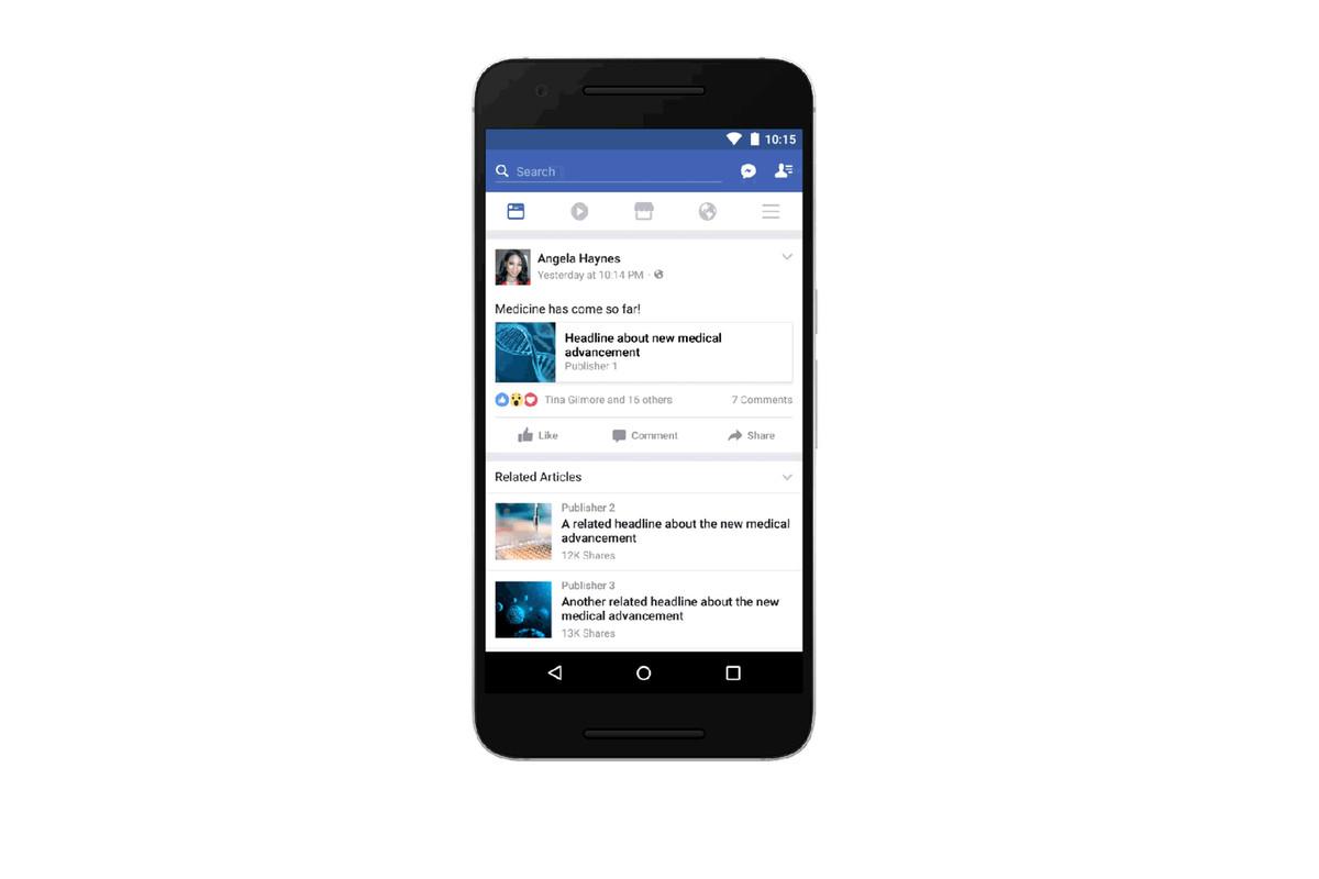 Керівник Facebook пояснив, що впливає на формування нашої стрічки новин