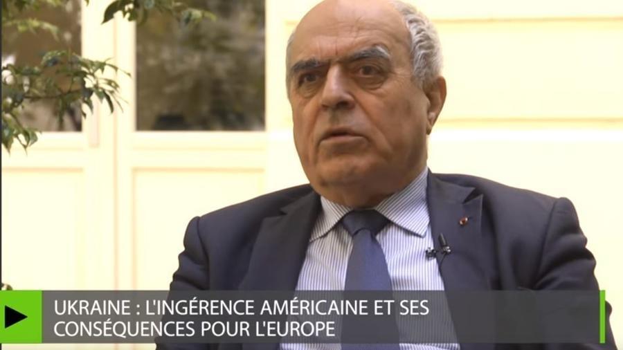 Ексглава зовнішньої розвідки Франції стане ведучим на пропагандистському каналі Росії