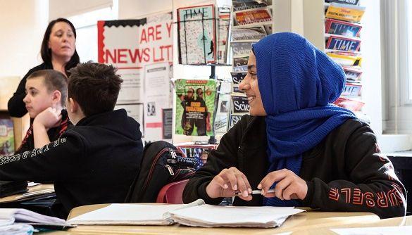 Вибори стали переломним моментом: як вчать медіаграмотності у школах США