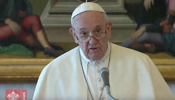 Редакторка НВ виявила фейкову промову Папи про коронавірус