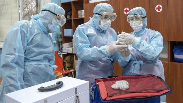 Офіційні дані про коронавірус в Україні можна відслідковувати на онлайн-карті