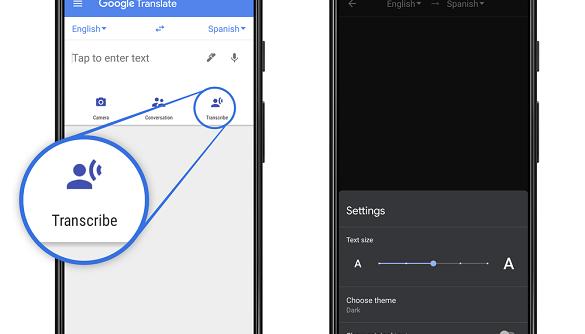 В Google-перекладачі з'явилася функція синхронного перекладу