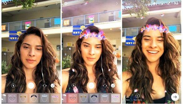 Instagram відкладає запуск ефектів доповненої реальності через COVID-19