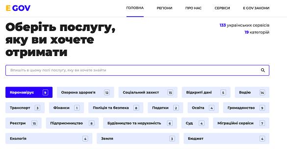 Киянин створив агрегатор всеукраїнських і локальних електронних сервісів