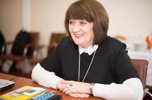 Валентина Потапова: «Кожна школа має на карантині завести сторінку для вчителя, який може стати блогером»