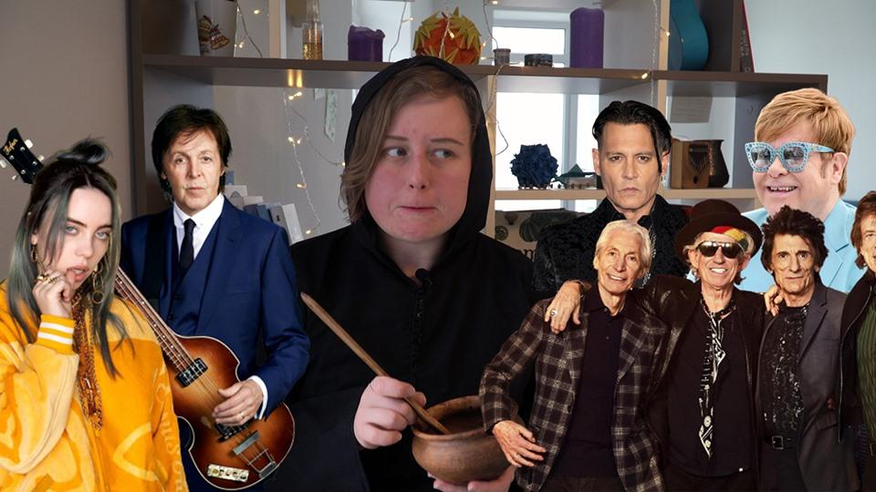 Сиди вдома: Джонні Депп малює, Леді Гага співає, весь світ на карантині і лише у Святогірську – хресна хода (і кримінальне впровадження)