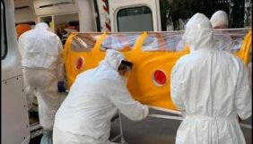 У Кременчуку створили капсулу для транспортування пацієнтів з COVID -19