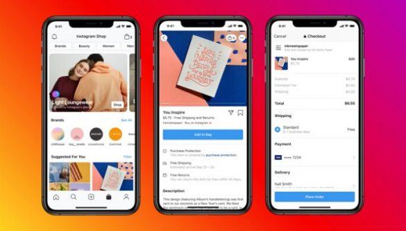 У додатках Facebook та Instagram запустять інтернет-магазини, щоб підтримати малий бізнес