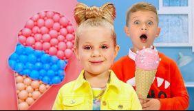 Американська компанія підписала контракт із 6-річною YouTube-блогеркою з України