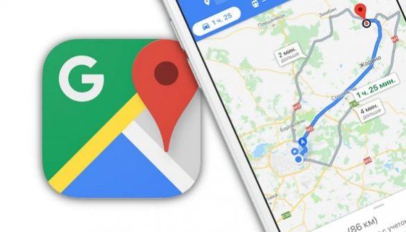 В Google-картах з'явилися функції для захисту користувачів від COVID-19