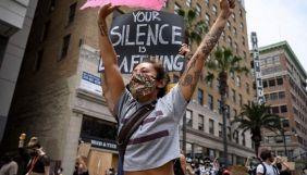 У Facebook видалили близько 200 акаунтів, пов'язаних з протестами проти расизму