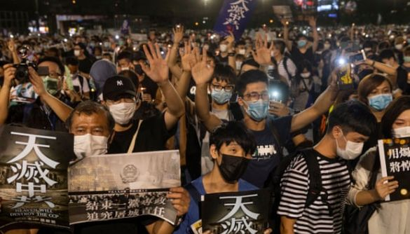 Zoom заблокувала акаунт колишніх учасників протестів на площі Тяньаньмень