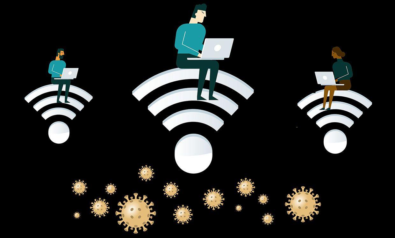 Чотири інтернет-звички, які українці підхопили через пандемію COVID-19