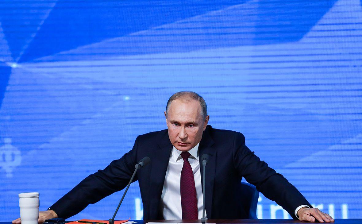 Путін у статті для американського журналу використав фейкову цитату Гітлера із забороненої в РФ книги