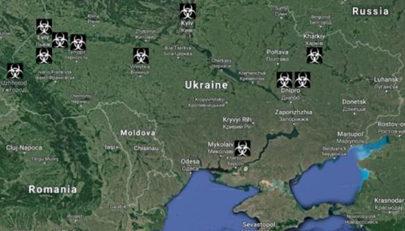 До суду направили позов з вимогою розкрити всю правду про «військові біолабораторії США» в Україні