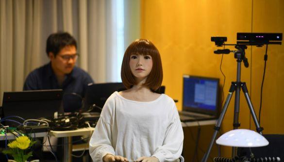 Японський робот Еріка зі штучним інтелектом вперше зіграє одну з головних ролей у фільмі