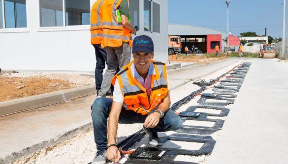 В Ізраїлі та Швеції прокладуть дороги, які заряджають електромобілі